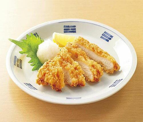 【今月のポイントアップ商品】ニチレイ 若鶏しょうゆ香り揚げ80g×10個入り 800g【ポイント3倍】