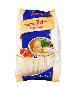 ユウキ食品 フォー(平麺)200g×30袋入りケース【送料割引除外品】【1ケースまで1個口】