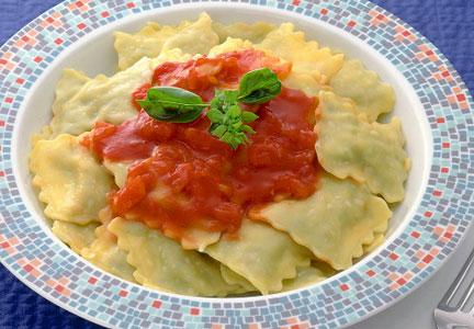 味の素 ラビオリ125個 1kg