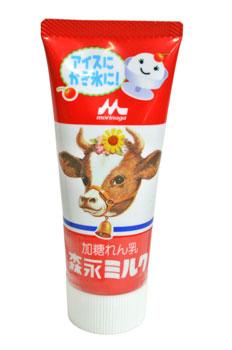 森永乳業 コンデンスミルク 120g