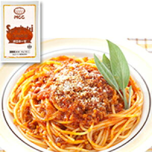 【冷凍】 エムシーシー食品 スパゲティソース ボロネーゼ 160G 5食入