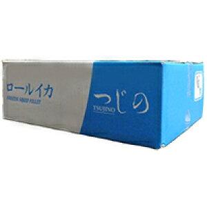 【冷凍】ペルー赤いかロール 6尾 (5KG/ケース売り) (/たこ・いか)
