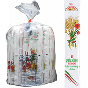 【常温】ズィンゴニア) グリッシーニ プレーン(小袋入) 業務用 480G (モンテ物産/菓子)