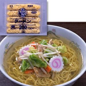 【冷凍】太鼓判 ラーメン(ミニダブル) 200G 5食入 (シマダヤ/和風調理品/ラーメン)