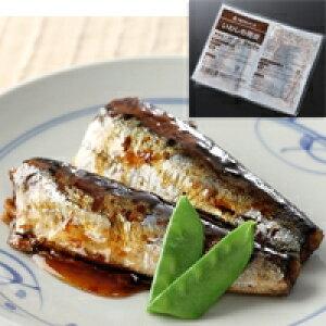 【冷凍】 ヤヨイサンフーズ いわしの梅煮 2個×2パック入