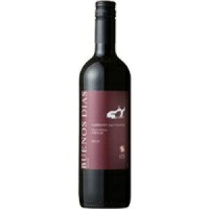 【冷蔵】ブエノス・ディアス) カベルネ・ソーヴィニヨン 750ML (三国ワイン/南米ワイン)