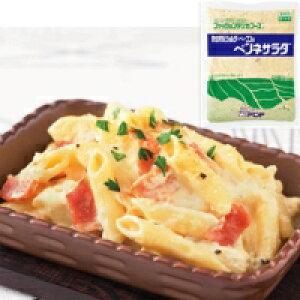 【冷蔵】霧島黒豚ショルダーベーコンのペンネサラダ 1KG (ケンコーマヨネーズ/調理冷蔵品)