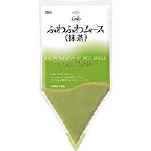 【冷凍】 キユーピー ふわふわムース(抹茶)