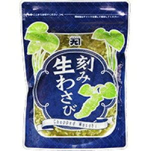 【冷凍】刻み生わさび 250G (カネク/農産加工品【冷凍】/根菜類)