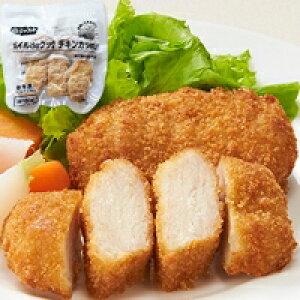 【冷凍】ボイルdeクックチキンカツ 50G 5食入 (日本水産/洋風調理品/カツ)