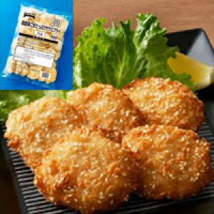 【冷凍】真健鶏ごまたっぷりササミフライ 1KG (テーブルマーク(国産)/カツ)