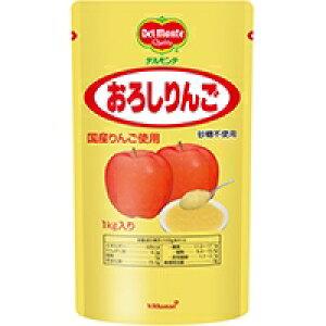 【常温】 デルモンテ おろしりんご 1KG