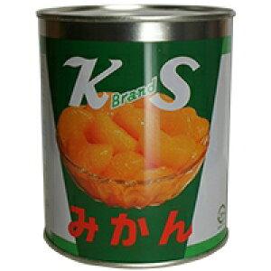 【常温】 国産 みかんL 2号缶
