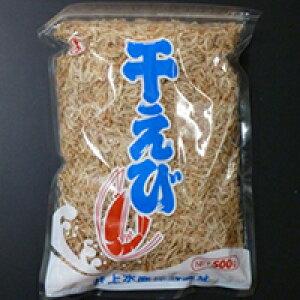 【冷蔵】小エビ(旧桜) 無着色 500G (吉田海藻/水産加工品/乾物)