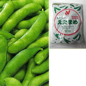 【冷凍】摘みたて塩味枝豆 500G (ニチレイフーズ/農産加工品【冷凍】/まめ)