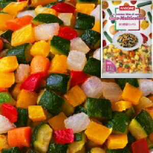 【冷凍】 カゴメ 彩り野菜ミックス 1KG