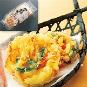 【冷凍】NN野菜かき揚げ 80G 5食入 (マルハニチロ/和風調理品/野菜)