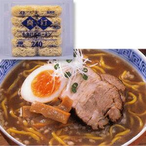 【冷凍】 シマダヤ 真打 もみ打ラーメン(ミニダブル) 240G 5食入