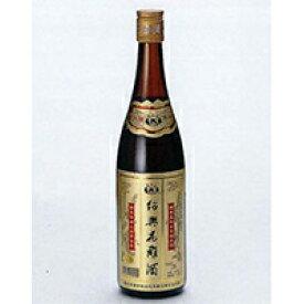 【常温】越王台 紹興花彫酒(金ラベル) 600ML (日和商事/中国酒)