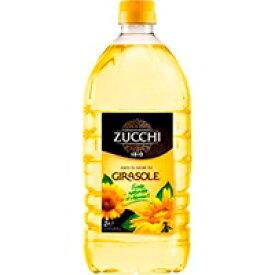 【常温】ズッキ) ひまわり油(オリオ・ディ・ジレソーレ) 2L (モンテ物産/植物性油脂)