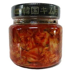 【冷蔵】韓国産 ペチュカットキムチ(ペットボトル) 500G (三輝/漬物)