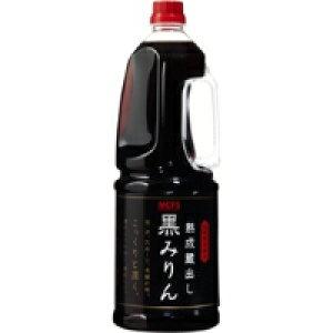 【常温】熟成蔵出し 黒みりん 1.8L (三菱ライフサイエンス(旧MCFS/みりん)