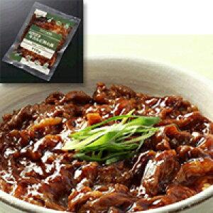 【冷凍】どんぶり屋 牛カルビ丼の具 110G 5食入 (ヤヨイサンフーズ/和風調理品/牛肉)