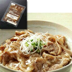 【冷凍】どんぶり屋 塩だれカルビ丼の具 110G 5食入 (ヤヨイサンフーズ/和風調理品/牛肉)