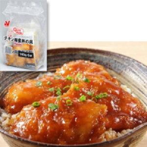 【冷凍】QMチキン南蛮丼の具 140G 5食入 (ニチレイフーズ/和風調理品/鶏肉)
