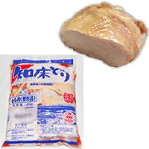 【冷凍】国産 知床どりムネ 2KG (/鶏肉/鶏ブロック)