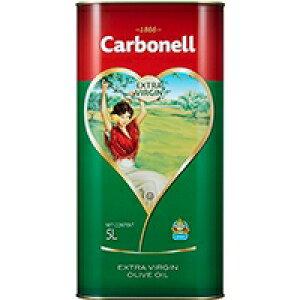【常温】カルボネール) EXオリーブオイル(缶) 5L (讃陽食品工業/オリーブオイル/大容量タイプ)