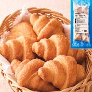 【冷凍】クロワッサンR08 約19G 10食入 (テーブルマーク(海外)/洋風調理品/パン)