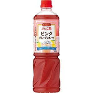【常温】ビネグイット りんご酢ピンクグレープフルーツ 1L (Mizkan/果汁飲料)