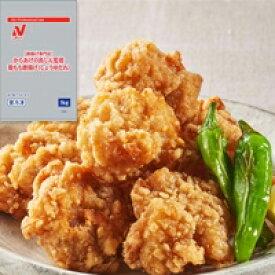 【冷凍】鳥しん監修 鶏もも唐揚げしょうゆだれ 1KG (ニチレイフーズ/鶏加工品/唐揚)