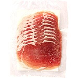 【冷凍】香り豚生ハムモモスライス 150G (協同インターナショナル/ハム・ソーセージ/ハム)