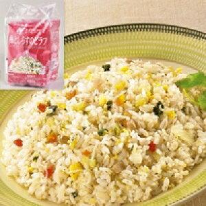 【冷凍】RU梅としらすのピラフ(五穀入り) 250G 5食入 (ニチレイフーズ/洋風調理品/ライス)