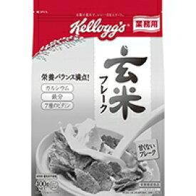 【常温】業務用玄米フレーク(袋) 400G (/菓子)