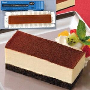 【冷凍】FCケーキ ティラミス (北海道産マスカルポーネチーズ使用) 445G (フレック/冷凍ケーキ/フリーカットケーキ)