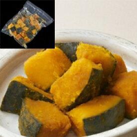 【冷凍】ほっくり甘い!栗かぼちゃのうま煮 1KG (マルハニチロ/煮物)