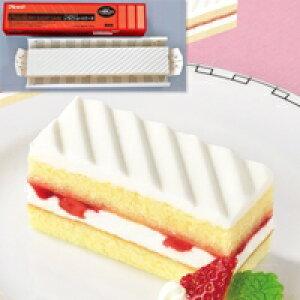 【冷凍】FCケーキ いちごショートケーキ(北海道産生クリーム使用) 375G (フレック/冷凍ケーキ/フリーカットケーキ)