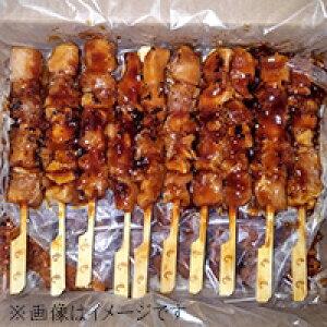 【冷凍】炭火焼鳥にんにくもも 約35G (/鶏加工品/焼き鳥)