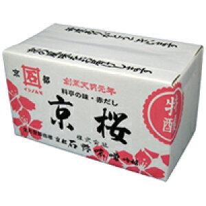 【常温】京桜味噌(箱) 2KG (石野味噌/味噌/その他味噌)