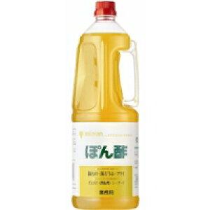 【常温】ぽん酢(ペットボトル) 1.8L (Mizkan/酢/ポン酢)