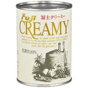 【常温】富士クリーミー 4号缶 (守山乳業/生クリーム)