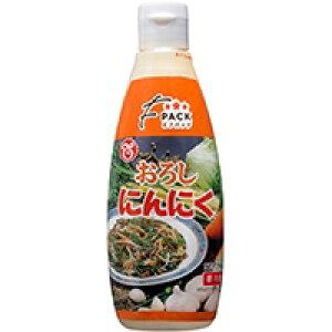 【冷蔵】Fパック 生おろしにんにく 290G (テーオー食品/にんにく・しょうが)