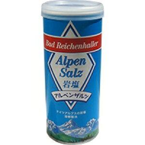 【常温】アルペンザルツ岩塩 250G (ギャバン/塩)