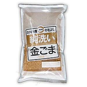 【常温】洗い金ごま 1KG (カタギ食品/農産乾物/ごま)