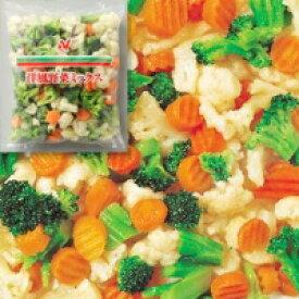 【冷凍】洋風野菜ミックス 1KG (ニチレイフーズ/農産加工品【冷凍】/その他)