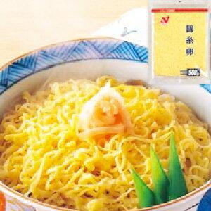 【冷凍】錦糸卵 500G (ニチレイフーズ/卵加工品/和風卵)
