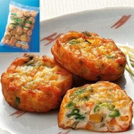 【冷凍】野菜の五色揚げ 1KG (テーブルマーク(国産)/和風調理品/野菜)
